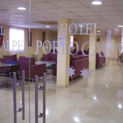 Отель Porto Calpe спа