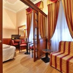 Отель Best Western Moderno Verdi Генуя комната для гостей фото 5
