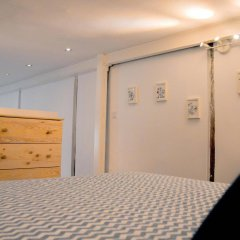 Отель Flats Lollipop City Center Мадрид сейф в номере