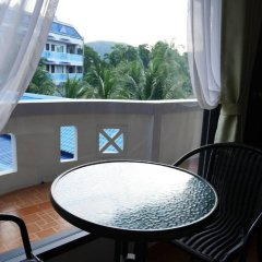 Отель Blue Carina Inn 2 Пхукет балкон