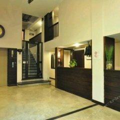 Отель Hi. Mid Bangkok Бангкок интерьер отеля фото 3