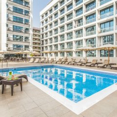 Golden Sands Hotel Apartments бассейн фото 2