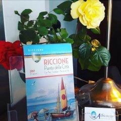 Отель Albicocco Италия, Риччоне - отзывы, цены и фото номеров - забронировать отель Albicocco онлайн интерьер отеля фото 3