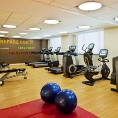Sheraton Brooklyn New York Hotel фитнесс-зал