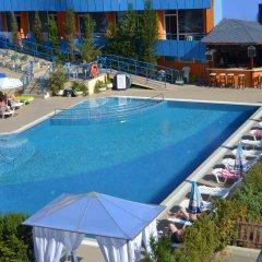Отель Amaris Болгария, Солнечный берег - отзывы, цены и фото номеров - забронировать отель Amaris онлайн бассейн