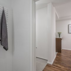 Апартаменты Chill Apartments Mokotow Center комната для гостей фото 2