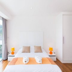 Отель Baan Saint Tropez Villas Kata Beach комната для гостей фото 5