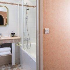 Отель Rives De Notre Dame Париж ванная фото 2