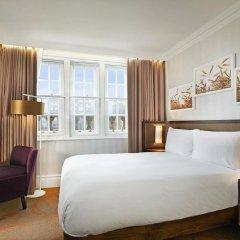 Отель Hilton London Hyde Park комната для гостей фото 5