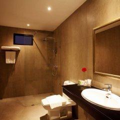 Отель Nova Park ванная фото 2