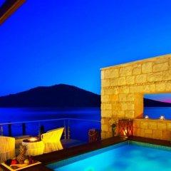 The Doria Hotel Yacht Club Kas Турция, Патара - отзывы, цены и фото номеров - забронировать отель The Doria Hotel Yacht Club Kas онлайн бассейн