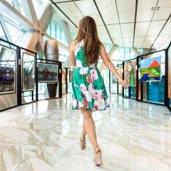 Отель Andaz Capital Gate Abu Dhabi - A Concept By Hyatt Абу-Даби фото 5