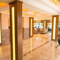 Melissa Residence & Spa Hotel интерьер отеля