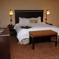 Отель Hampton Inn & Suites Staten Island США, Нью-Йорк - отзывы, цены и фото номеров - забронировать отель Hampton Inn & Suites Staten Island онлайн сейф в номере