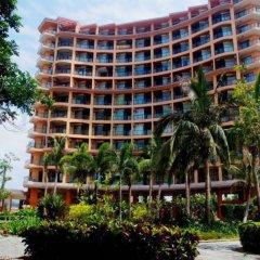 Отель Palmena Apartment - Sanya Китай, Санья - отзывы, цены и фото номеров - забронировать отель Palmena Apartment - Sanya онлайн вид на фасад