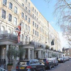 Апартаменты 15 Beaufort Gardens Apartments Лондон