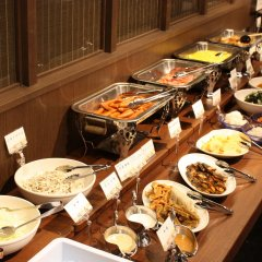 Hakata Green Hotel 2 Gokan Хаката питание