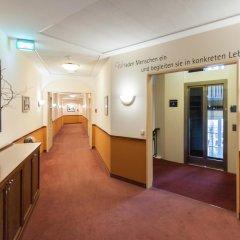 Отель Albrechtshof Германия, Берлин - отзывы, цены и фото номеров - забронировать отель Albrechtshof онлайн интерьер отеля