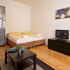 Апартаменты Prague Central Exclusive Apartments Прага комната для гостей фото 4