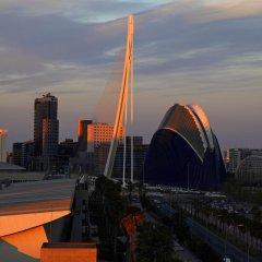 Отель Holiday Inn Express Valencia Ciudad de las Ciencias