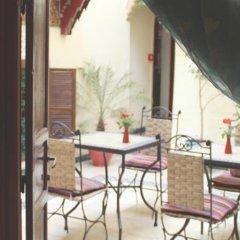 Отель Dar Aida Марокко, Рабат - отзывы, цены и фото номеров - забронировать отель Dar Aida онлайн балкон