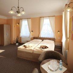 Отель Penzion Eduard Чехия, Франтишкови-Лазне - отзывы, цены и фото номеров - забронировать отель Penzion Eduard онлайн комната для гостей