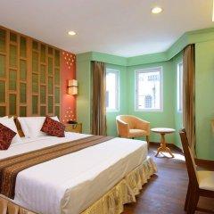 Отель Golden House Бангкок комната для гостей фото 4