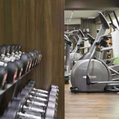 Отель Holiday Inn Vienna City фитнесс-зал фото 4