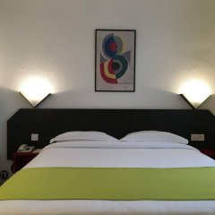 Boulogne Résidence Hotel Булонь-Бийанкур комната для гостей фото 5