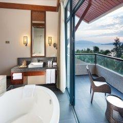 Отель Hilton Sanya Yalong Bay Resort & Spa ванная фото 2