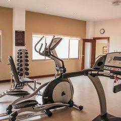 Отель Best Western Cumbres Inn Cd. Cuauhtémoc фитнесс-зал фото 4