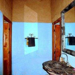 Отель Гостевой дом La Vallée des Dunes Марокко, Мерзуга - отзывы, цены и фото номеров - забронировать отель Гостевой дом La Vallée des Dunes онлайн комната для гостей фото 3