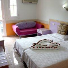 Majestic Hotel Турция, Олудениз - 5 отзывов об отеле, цены и фото номеров - забронировать отель Majestic Hotel онлайн комната для гостей фото 4