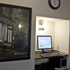 Отель Hippodrome Франция, Париж - отзывы, цены и фото номеров - забронировать отель Hippodrome онлайн интерьер отеля