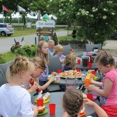 Отель Horsetellerie Rheezerveen детские мероприятия
