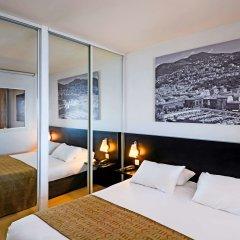 Отель Aparthotel Adagio Nice Promenade des Anglais комната для гостей фото 5