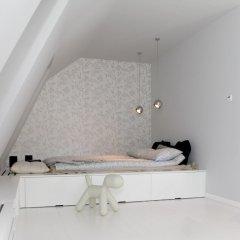 Отель Rodzinny - Sopockie Apartamenty Сопот сейф в номере