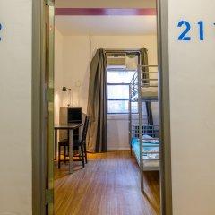 Отель Jazz On The Park Hostel США, Нью-Йорк - 1 отзыв об отеле, цены и фото номеров - забронировать отель Jazz On The Park Hostel онлайн комната для гостей фото 3