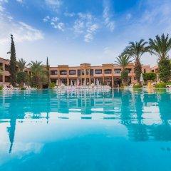 Zalagh Kasbah Hotel and Spa бассейн
