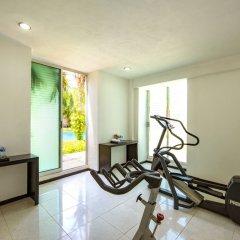 Hotel Embajadores фитнесс-зал фото 2