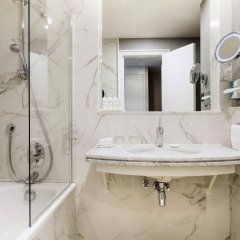 Отель Radisson Blu Astrid Антверпен ванная