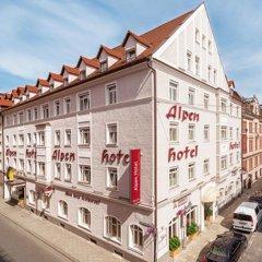 Отель Alpen Hotel München Германия, Мюнхен - 1 отзыв об отеле, цены и фото номеров - забронировать отель Alpen Hotel München онлайн