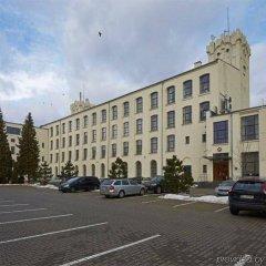 Hotel Focus Lodz парковка
