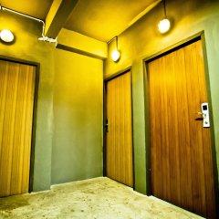 Sleepcafe Hostel Паттайя комната для гостей