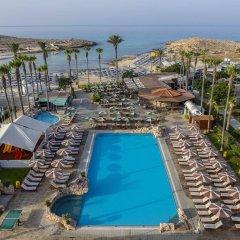 Pavlo Napa Beach Hotel in Ayia Napa, Cyprus from 144$, photos, reviews - zenhotels.com pool