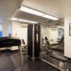 Ramada Plaza Hotel & Suites - West Hollywood фитнесс-зал