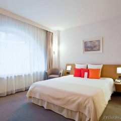 Гостиница Novotel Санкт-Петербург Центр комната для гостей фото 5