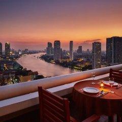 Отель Centre Point Silom Бангкок балкон