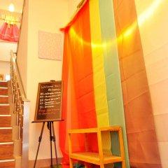 Отель Kimchee Dongdaemun Guesthouse Сеул интерьер отеля