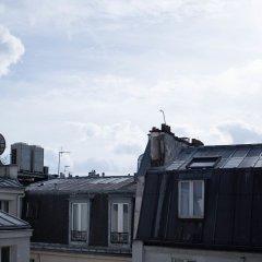 Отель Rochester Champs Elysees Франция, Париж - 1 отзыв об отеле, цены и фото номеров - забронировать отель Rochester Champs Elysees онлайн балкон